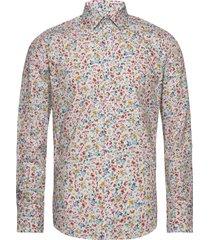 gustav overhemd casual multi/patroon bertoni