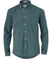 skjorta striped l/s