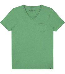 t-shirt stewart groen