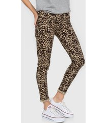 pantalón animal print eco sistema