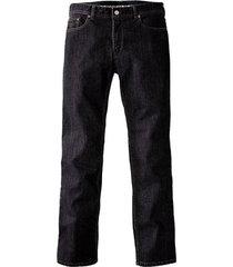 jeans manchester, zwart 30/32