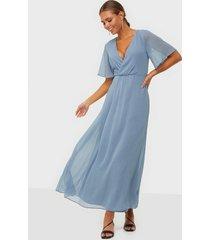 vila virilla s/s ankle dress/dc/su maxiklänningar