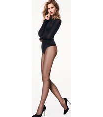 calze a rete twenties tights - 7005 - xs