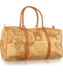 alviero martini 1a classe designer men's bags, 1a prima classe - small travel duffel bag