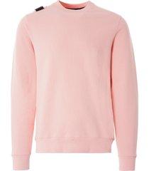 ma.strum core crew sweatshirt   pink   mas4470-m523