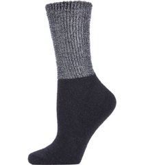 lamb net mod women's crew socks