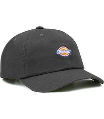 dickies hardwick baseball cap | black | a4tkv-blk