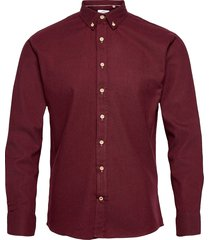 dean diego shirt skjorta casual lila kronstadt