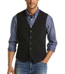 joseph abboud navy modern fit vest