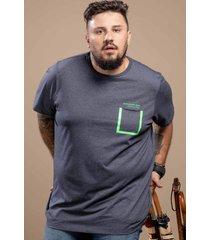 camiseta svk original brand - azul - azul - masculino - dafiti