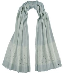 sheer glitz women's scarf