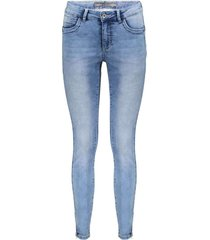 jeans stonebleach denim 7/8