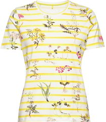 t-shirt short-sleeve t-shirts & tops short-sleeved gul gerry weber edition