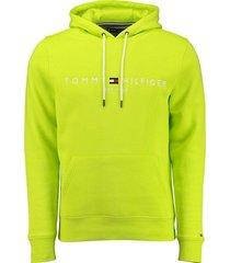 hoodie logo groen