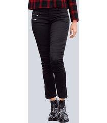 broek alba moda zwart