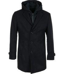 mantel louis purple windstopper overcoat
