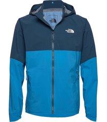 m varuna jkt outerwear sport jackets blå the north face