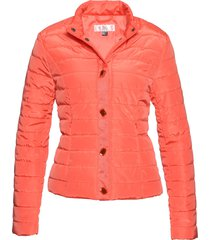 giacca trapuntata con pietre (arancione) - bpc selection