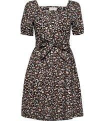 nucharlotta dress dresses everyday dresses svart nümph