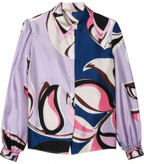 emilio pucci shirt with print