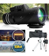 monocular de alta calidad 40x60 potentes binoculares zoom