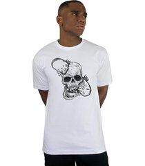 camiseta ventura nuts branco - kanui