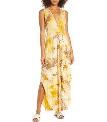 women's fraiche by j plunge dress