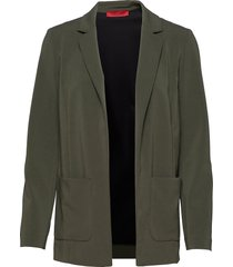 culla blazer colbert groen max&co.