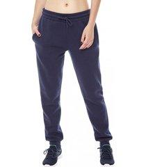 pantalon buzo jogger azul corona