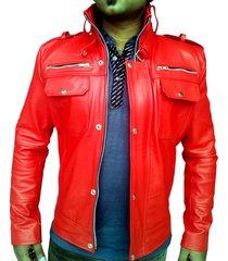 handmade new men bomber slim fit leather jacket, men leather jacket, leather jac