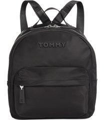 tommy hilfiger jen nylon dome backpack