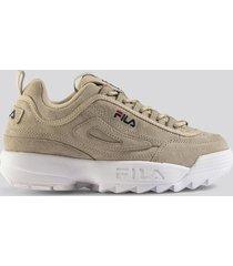 fila disruptor s low wmn sneaker - beige