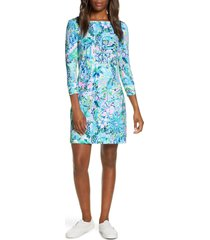 women's lilly pulitzer sophie upf 50+ shift dress
