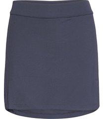 amelie mid golf skirt kort kjol blå j. lindeberg golf