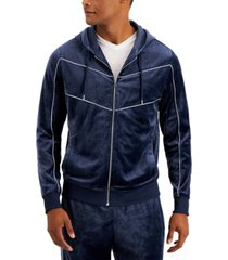 inc international concepts men's skip hoodie, created for macy's