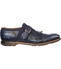 scarpe stringate classiche uomo in pelle shanghai