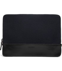 sprint laptop sleeve computertas tas blauw royal republiq