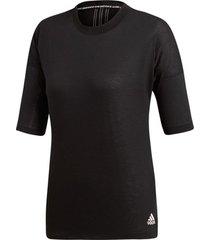 t-shirt korte mouw adidas must haves 3s tee women