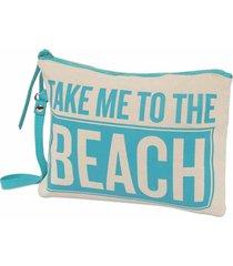 cosmetiquera beach para mujer