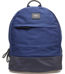new jackson backpack rugzak tas blauw hackett london