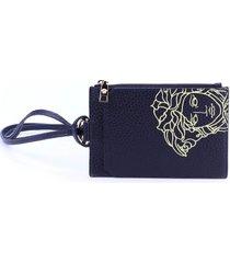 versace card case wallet
