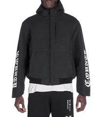 mbcm zip hoodie