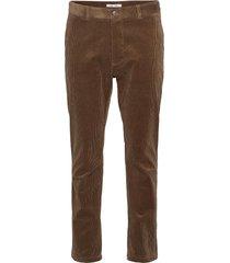 andy x trousers 11046 casual broek vrijetijdsbroek bruin samsøe samsøe