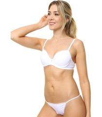 conjunto blanco cocot push up