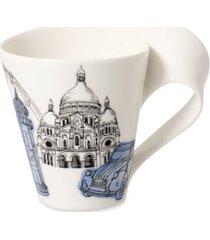 villeroy & boch dinnerware, new wave caffe cities of the world mug