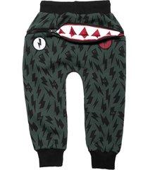 spodnie hungry one tunder green