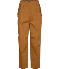 ivalu trousers 11404 pantalon met rechte pijpen samsøe samsøe