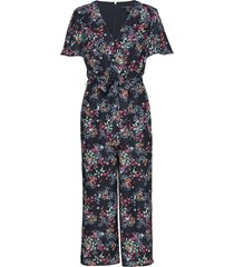 overalls woven jumpsuit blauw esprit collection