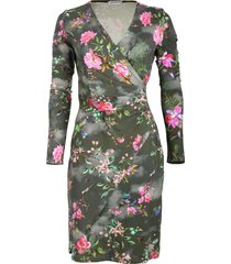 srndpty jurk lonneke nature moss green army