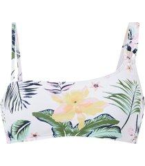 bikinitopp bloom assym top